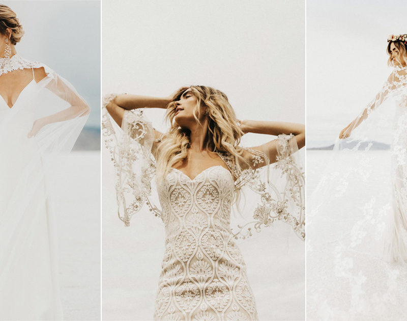 Pretty Ways to Keep the Bride Warm – 30 Chic Bridal Cover-Ups!