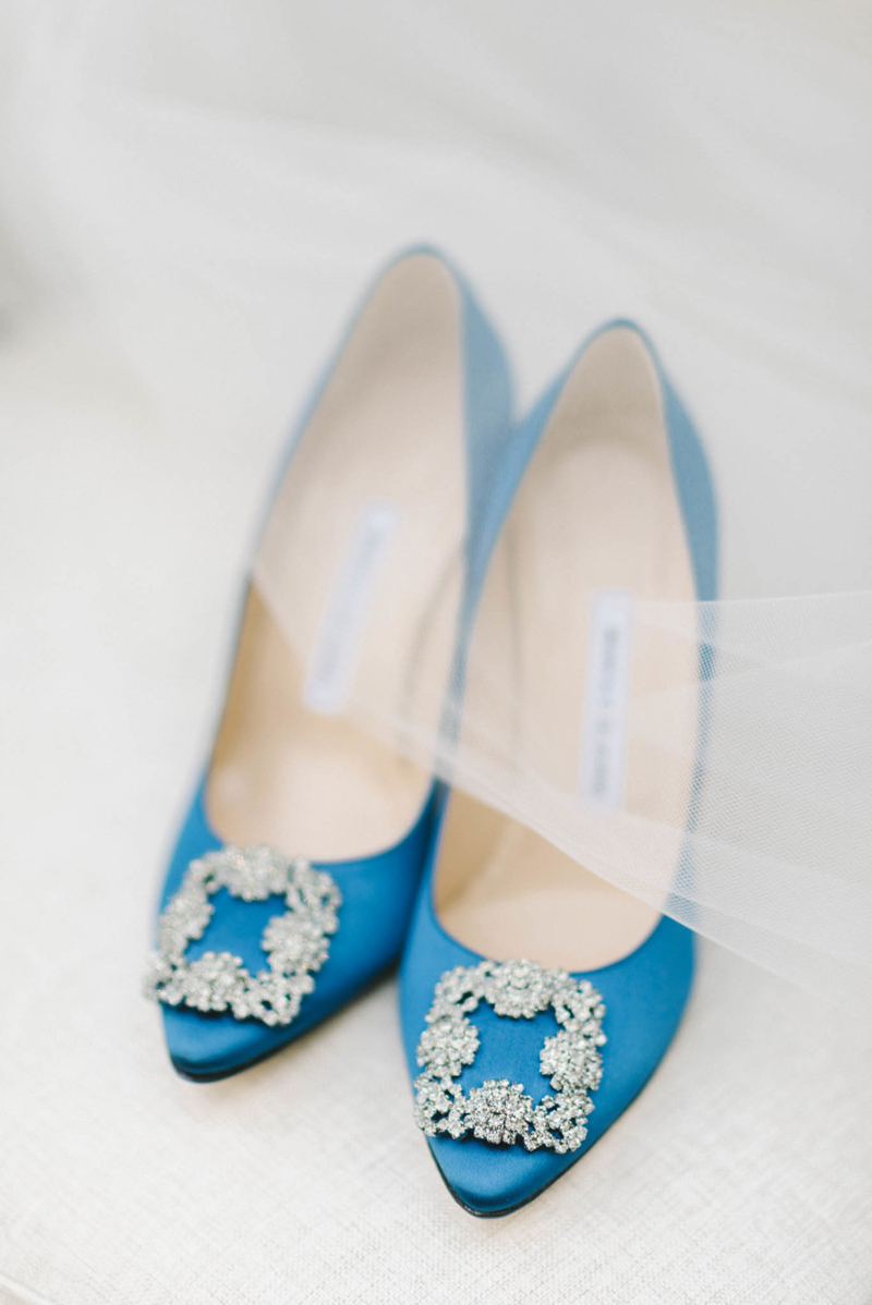 """37da46a847a Here are some of our favorite wedding shoes that present """"something blue""""  in stylish ways. Click through your favorite look to order your own or shop  for ..."""