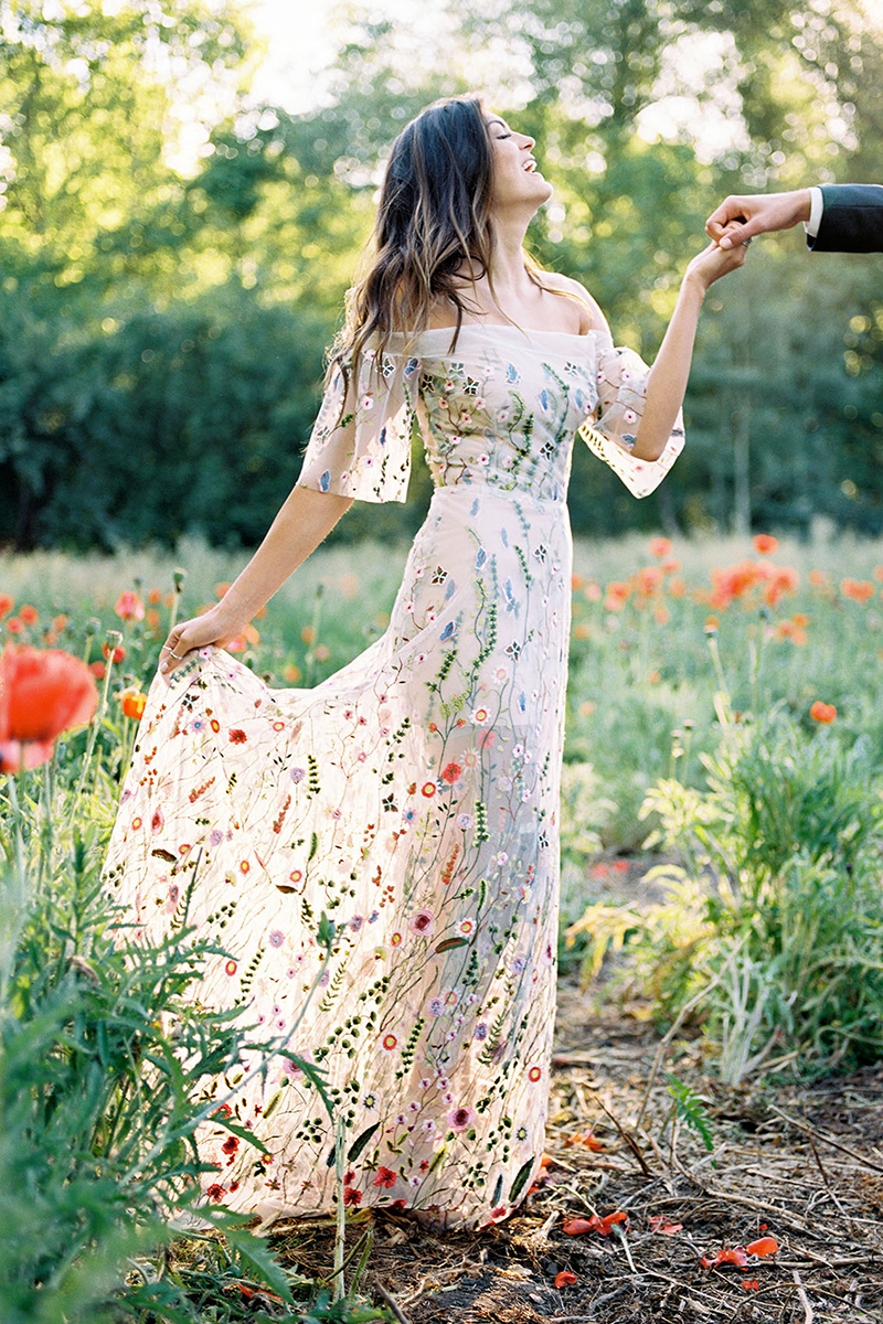 25 Affordable Embroidered Wedding Dresses You Can Buy Online Praise Wedding