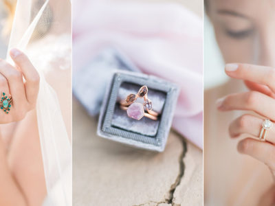 34 Alternative Non-Traditional Engagement Rings Handcrafted With Love!