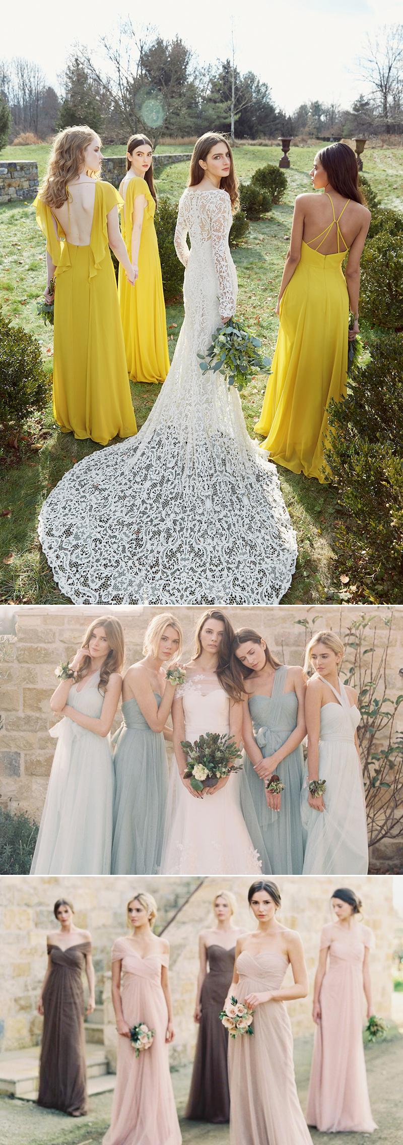 7 Best Places To Buy Bridesmaid Dresses Online! - Praise Wedding