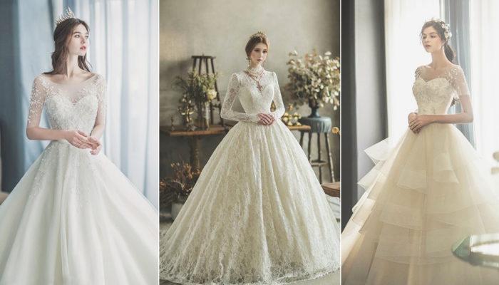 32 Timeless Voluminous Ball Gowns for Modern Brides!
