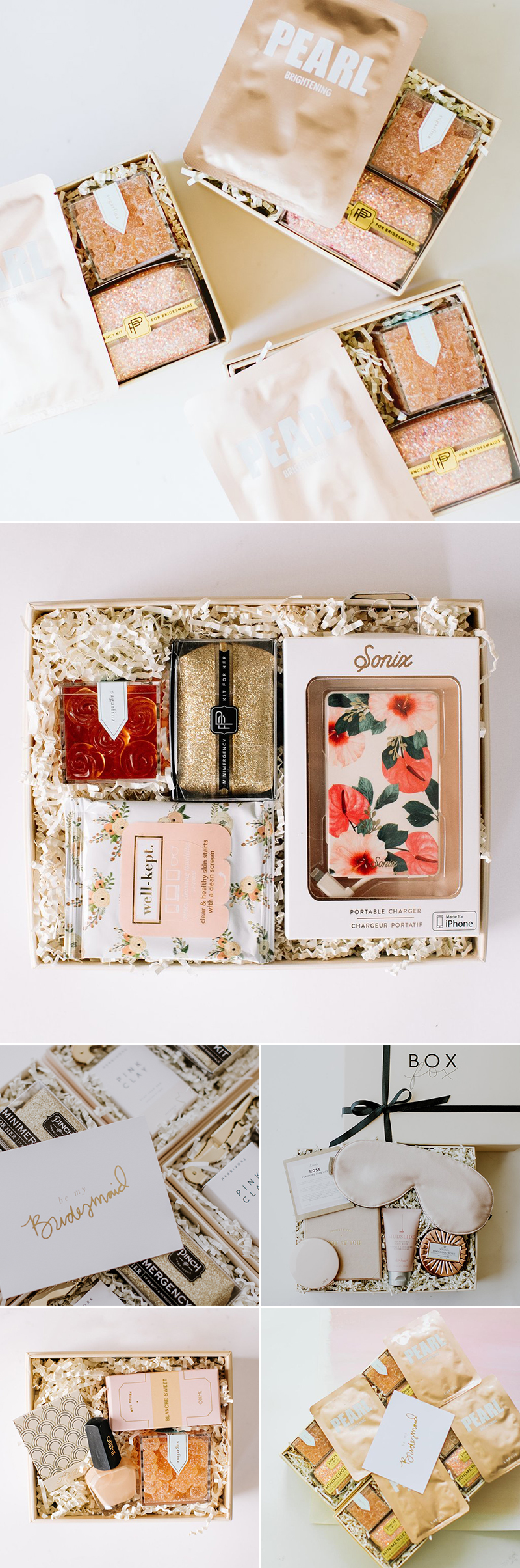 BOXFOX Curated Gift Boxes for Bridesmaids