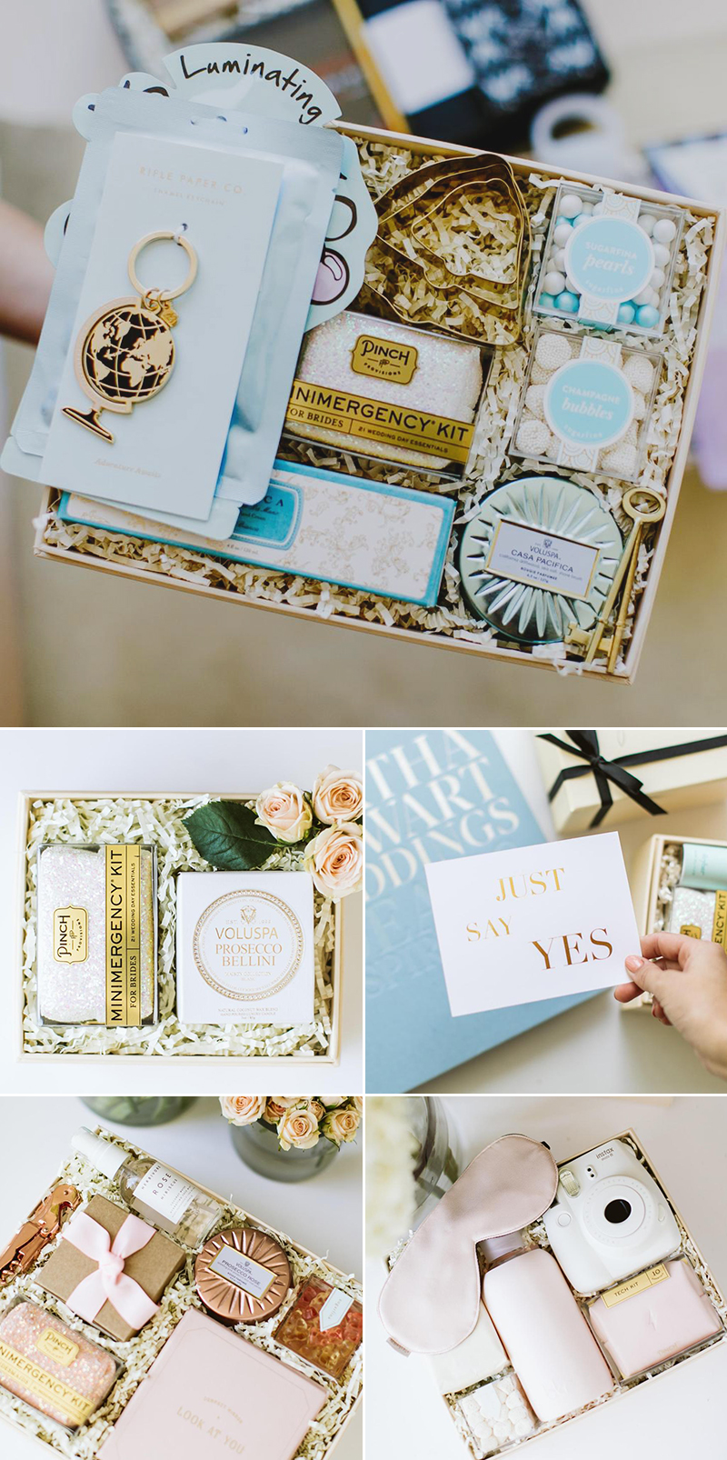 Personalized Bridal Party Gift Ideas Boxfox Curated Gift Boxes That Show You Really Care Praise Wedding