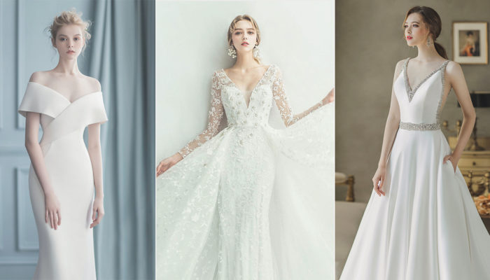 Classic with a Twist! 40 Timeless Wedding Dresses With Modern Styling and Details!