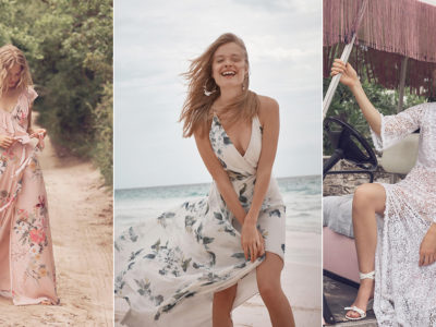 Getaway in Style! The Prettiest Vacation and Honeymoon Dresses From BHLDN!