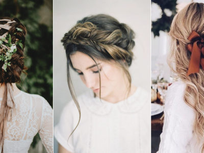 Hair Trends: Effortless Luxe! 6 Chic Wedding Hairstyles For the Modern Bride!