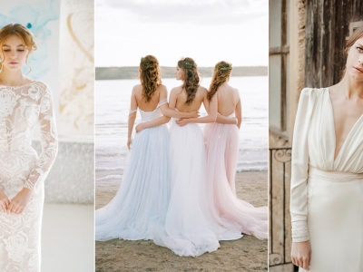 20 Less Formal Minimalist Wedding Dresses For Intimate Weddings