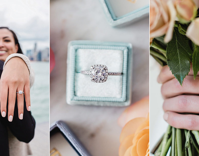 The Rising Engagement Ring Trend Millennials Are All About