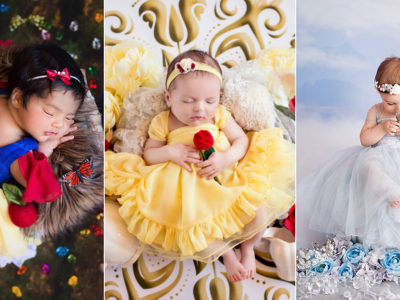 Best Gowns For Your Maternity and Newborn Photo Shoot by Sew Trendy!