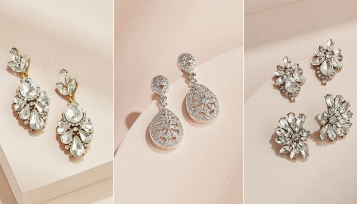Affordable Wedding Jewelry For Budget Savvy Brides! 30 Chic Bridal Earrings Under $100!