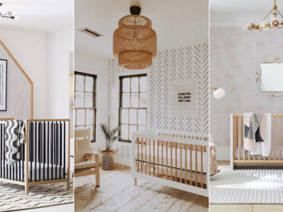 Earthy Nursery Trend! 5 Modern Neutral Nursery Room Ideas We Love!