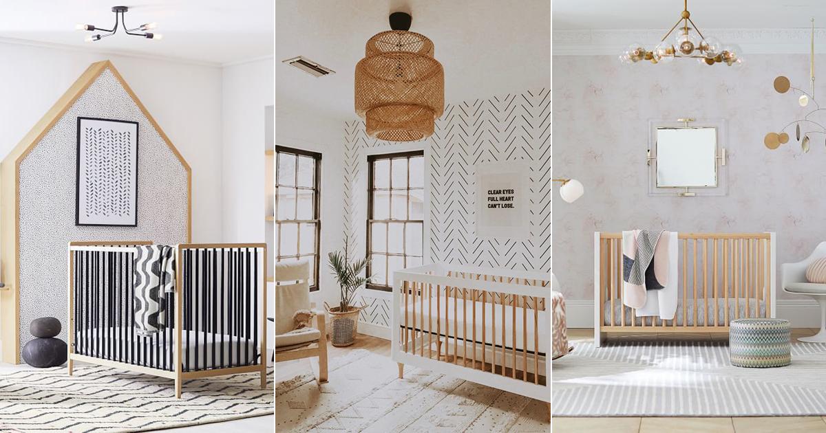 Earthy Nursery Trend 5 Modern Neutral Room Ideas We