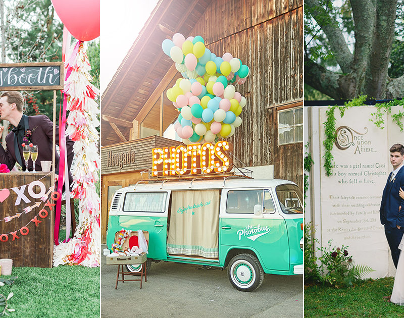 5 Wedding Photo Booth Trends To Follow For 2019!