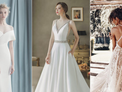 The New Meaning of Sexy! 30 Effortlessly Beautiful Wedding Dresses For Modern Brides!