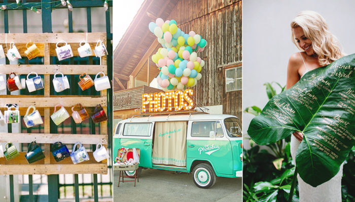 7 Wedding Trends For 2019 and Creative Ideas to Style Them!