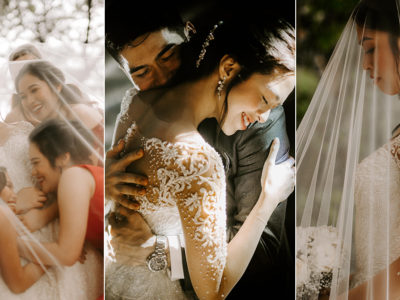 Love Knows No Distance! Laurence & Renell's Luxe Garden Wedding in the Philippines!