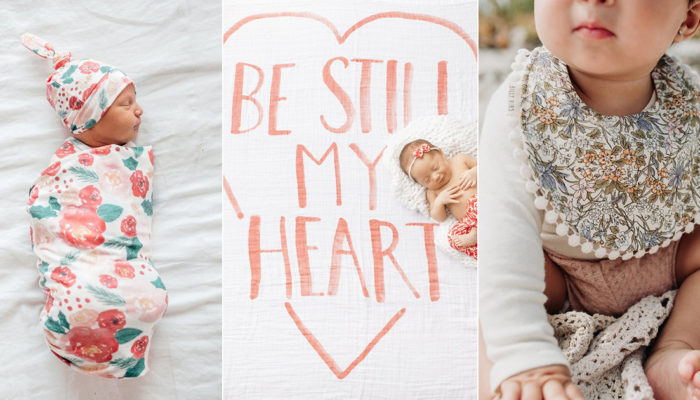 From Mom to Mom! 5 Stylish Baby Brands Owned by Mompreneurs!