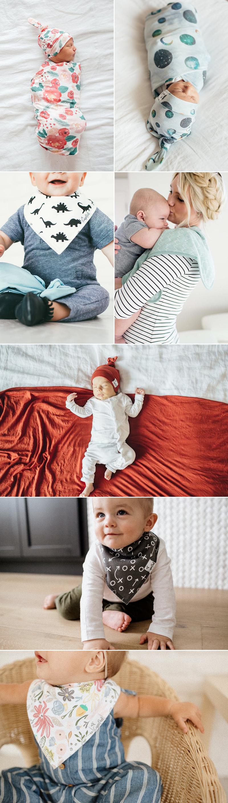 baby bandana