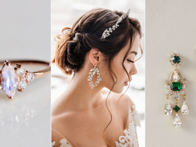 Jewelry Trends for 2019! 5 Need-to-Know Wedding Jewelry Trends!