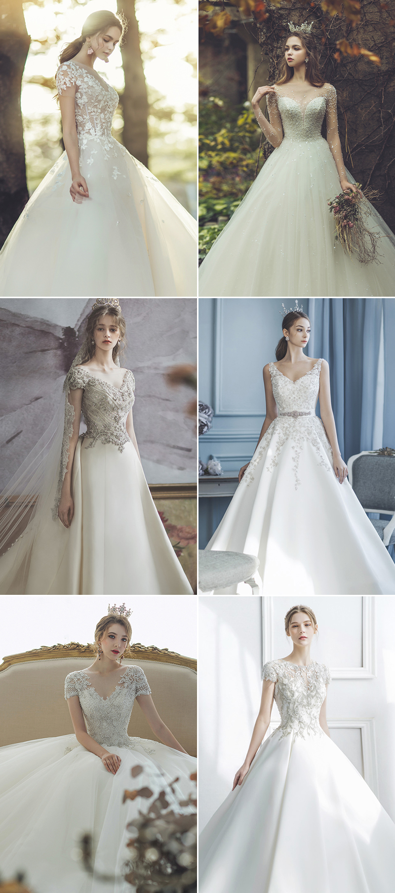 30 Wedding Dresses Featuring A Contemporary Take On Princess Ball Gowns Praise Wedding