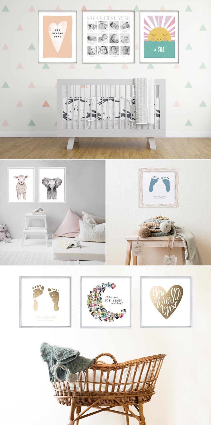 2019年嬰兒房佈置指南 6個寶寶房間設計流行趨勢 Praise Wed 國際時尚婚創雜誌