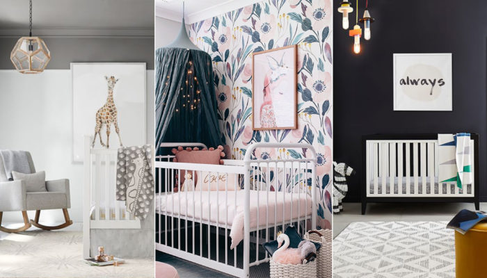 2019 Nursery Style Guide! 6 Modern Nursery Decor Trends You Need to Know!