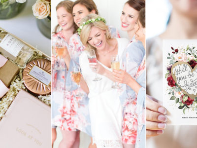 7 Bridesmaid Gift Trends for 2019 to Upgrade Your Bridesmaid Proposal!