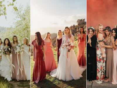These 2019 Dress Trends are Changing the Game for Modern Bridesmaids!