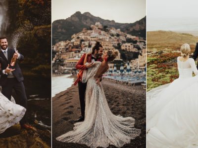 "6 Must-Follow Elopement Photographers to Capture Your Intimate ""I Do"""