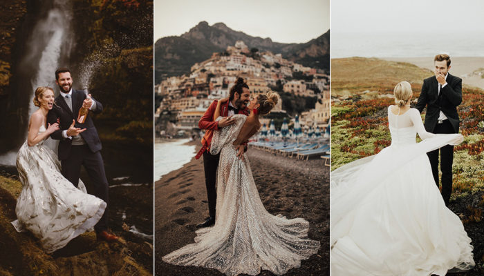 """6 Must-Follow Elopement Photographers to Capture Your Intimate """"I Do"""""""