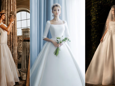 15 Statement-Making Regal Wedding Dresses Fit For A Modern Queen