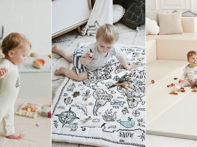3 Best Non-Toxic Baby Play Mats that are Truly Safe, Comfortable, and Stylish!