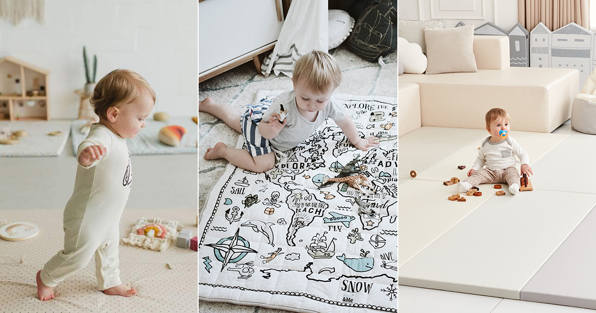 3 Best Non-Toxic Baby Play Mats that are Truly Safe ...