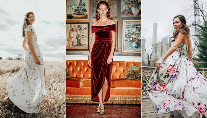 What to Wear to a Wedding? 5 Wedding Guest Dress Trends for Spring / Summer 2019!