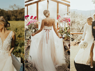 22 Stunning Wedding Dresses Perfect for an Elopement!