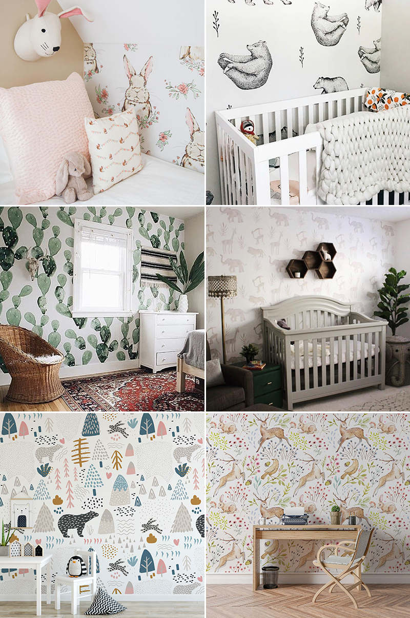 Whimsy Woodland Themed Nursery Trend