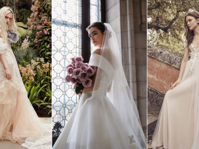 Our Top 5 Favourite Collections from the Spring 2020 Bridal Fashion Show