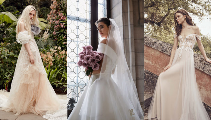 19b15b746d Our Top 5 Favourite Collections from the Spring 2020 Bridal Fashion Show