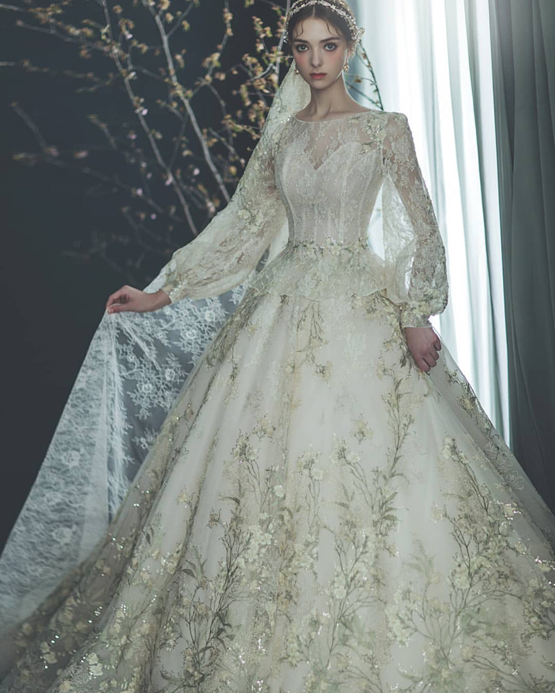 20 Vintage Inspired Wedding Dresses With A Modern Twist For The Edgy Retro Bride Praise Wedding,Camo Wedding Dresses Cheap