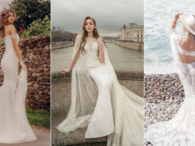 Figure Flattery! 15 Elegant Wedding Dresses to Effortlessly Show Your Curves