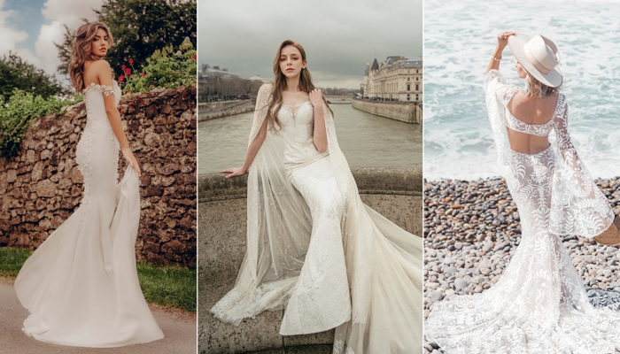 Figure Flattery! 15 Elegant Wedding Dresses to Effortlessly Show Your Curves