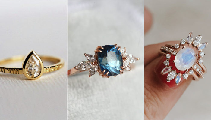 Top 5 Rising Engagement Ring Trends for 2019 – Classic Meets Alternative in Love