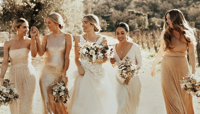 Bridesmaid Dress Trend: Relaxed Glam! 24 Dresses to Effortlessly Upstage Your Bridal Party