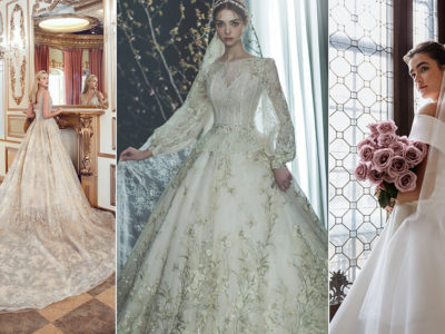 20 Vintage-Inspired Wedding Dresses with a Modern Twist For the Edgy Retro Bride