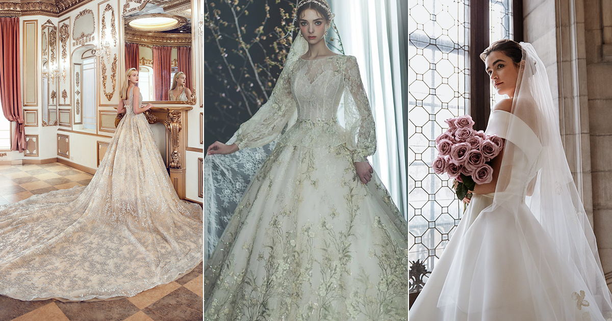 20 Vintage Inspired Wedding Dresses With A Modern Twist For The Edgy Retro Bride Praise Wedding
