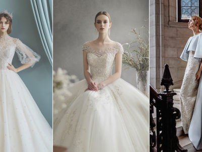 5 Under-the-Radar Emerging Wedding Dress Trends