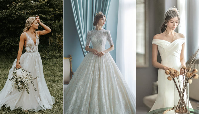 The Wedding Dress Wish List from Brides-to-be! 5 Gown Styles Brides Really Want