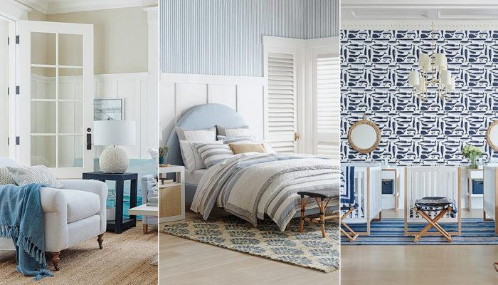 19 Beach House Decor Ideas to Create Endless Summer and Coastal Living Styles