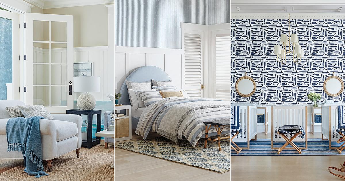 19 Beach House Decor Ideas to Create Endless Summer and ...